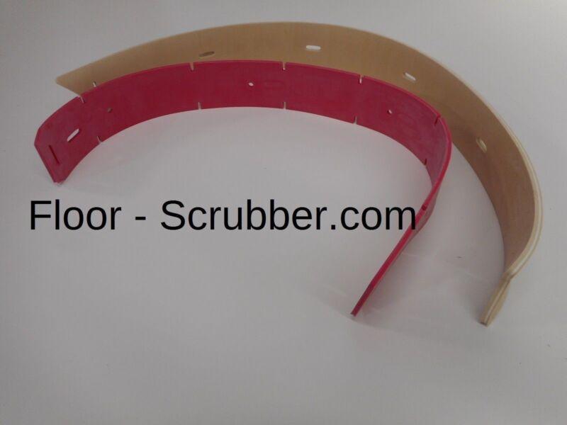 Advance Squeegee Set  5631430 Advenger Rider Floor Scrubber Adgressor  Adhancer