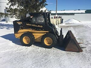 New holland LX985