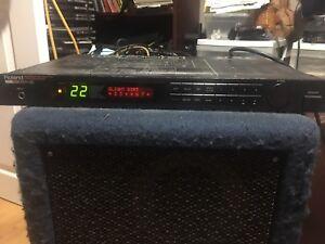 Roland GP 8 ... guitar effects processor