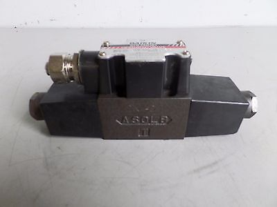 Mori Seiki Daikin Solenoid Valve Jsw-g02-2na-12-0 Mori Seiki Sl-5 Lot1980m John