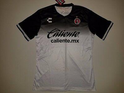 Club Los Cholos de Tijuana 2017-2018 Replica White Jersey (Medium) image