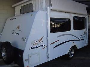 2009 Jayco discovery 13ft in immaculate condition Sippy Downs Maroochydore Area Preview