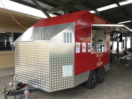Mobile Coffee Van Business