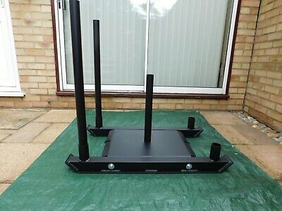 Mirafit M3 Weight Sled Push//Pull//Drag Strength//Speed//Rugby//Gym Training Workout