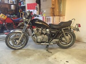 2 1982 Suzuki GS650 Project bikes. **$450 this week only**