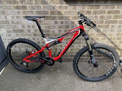 Specialized mountain bike Stumpjumper Comp Medium FSR