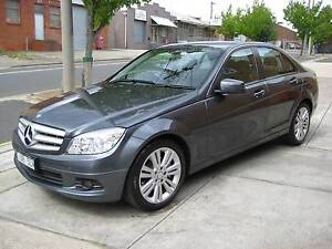 """2009 Mercedes-Benz C200 Sedan """"ONLY 67,000 KLMS SUNROOF A1 Heidelberg Heights Banyule Area Preview"""