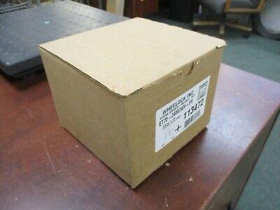Wheelock Strobe Speaker Et70-24mcwh-fr Strobe 24vdc Speaker 2570.7vrms