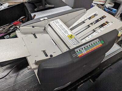 Martin Yale 1611 Type 701 Table Top Autofolder 9000 Sheetshour Folder