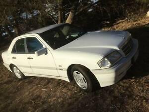 1999 Mercedes-Benz C200 CLASSIC Automatic Sedan