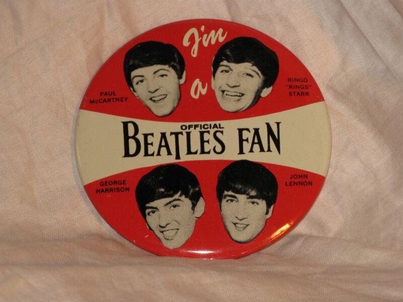 "The Beatles 1964 Nems Ent Ltd Green Duck 4"" I"