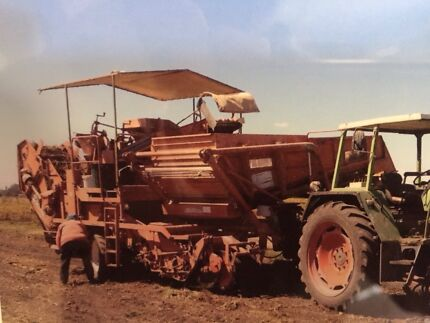 Wanted: For Sale Grimme harvester