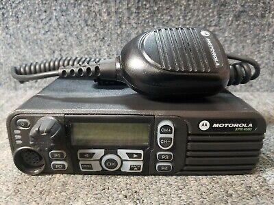 Motorola XTL5000 800 MHz DUAL REMOTE ASTRO Head Two Way Radio M20URS9PW1AN