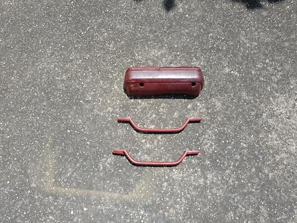 VL madiera red interior trim pieces