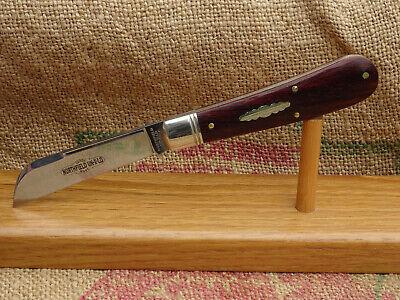 Great Eastern Cutlery GEC #93 Northfield Ram's Foot BEAUTIFUL Knife