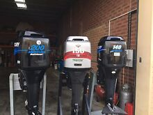 MERCURY OUTBOARD FUEL/OIL INJECTED Wangara Wanneroo Area Preview