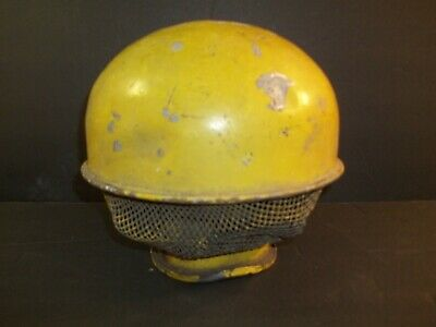 Vintage Deere -caterpillar Bulldozer- Muffler Cap