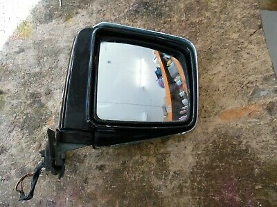 Right hand driver off side wing mirror glass Nissan Elgrand 1997-2002 638RS