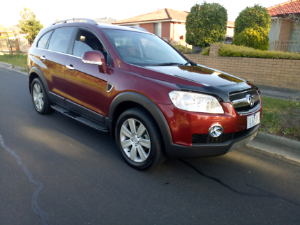 Holden captiva 7 LX Turbo diesel 7 seater 2009 Dallas Hume Area Preview