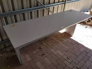Wide engineering desk Downer North Canberra Preview