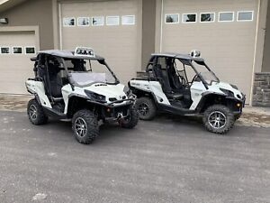 2013 Can- Am Commanders 1000 Limited