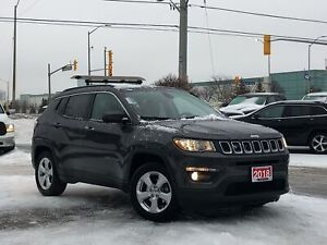 2018 Jeep Compass NORTH* COLD WEATHER GROUP