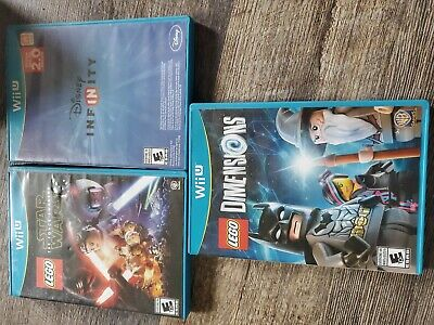 LEGO Star Wars: The Force Awakens - Wii U Standard Edition lego dimensions infin