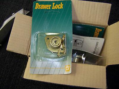 Ilco Drawer Lock 980-03-51 New