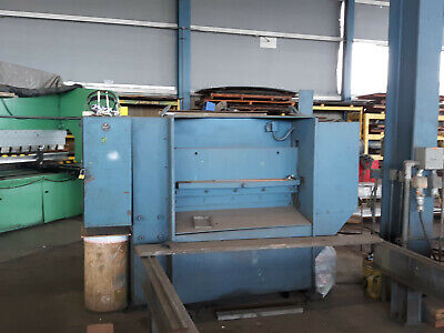 Iron Crafter Mechanical Shear 48 At 38 Thick Steel Capacity