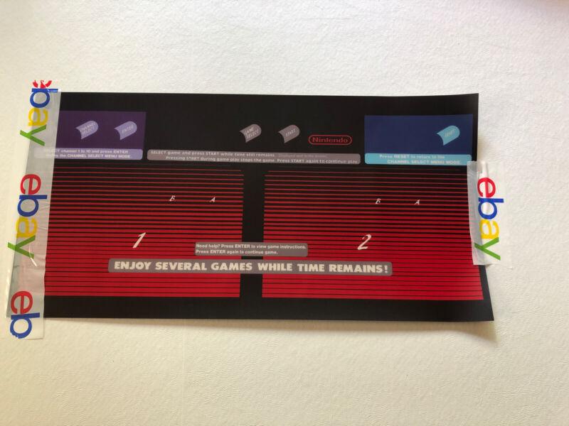 Nintendo, Original, Arcade, PlayChoice CPO