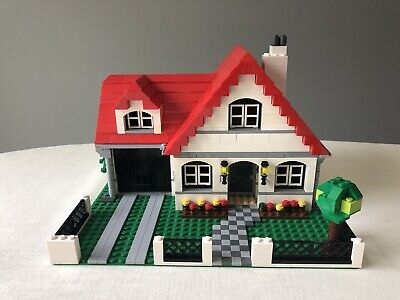 Lego 4956 Creator 3 In 1 House