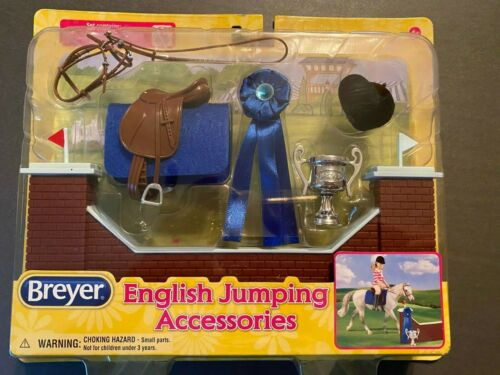 NEW BREYER 2013 Classics English Jumping Accessories #61072 New in Package
