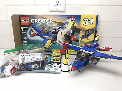 LEGO 31094 Creator 3 in 1 Race Plane Complete Set with Box