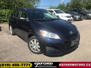 2012 Toyota Matrix | CAR LOANS FOR ALL CREDIT