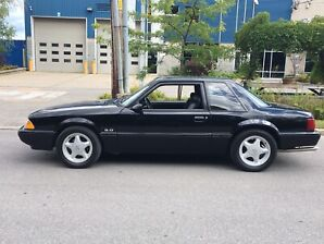 Ford mustang 5.0 lx 1993