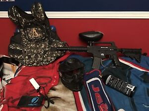 Ensemble de paintball Bravo One
