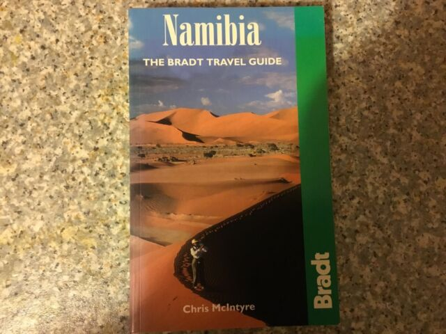 Namibia    The Brandt Travel Guide     Chris McIntyre