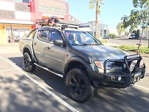 Mitsubishi Triton  GLXR Olympic edition Georges Hall Bankstown Area Preview
