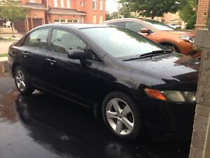 2007 Honda Civic LX Automatic