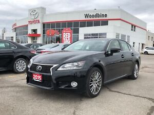 2015 Lexus GS 350 GS 350 AWD Leather / Moonroof/ Back Up Camera