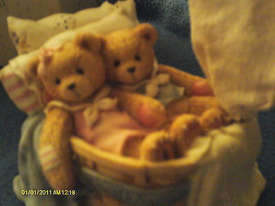 Cherished Teddies Smooth Sailing MUSICAL  Love Will Keep Us Together