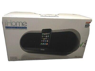 iHome Ip3 Docking Station Speaker System for Iphone/ipod Dock Studio Series