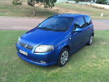 2006 Holden Barina Manual Hatchback Largs Maitland Area Preview