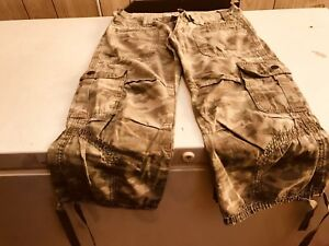 Camouflage Capri's practically. Brand new worn maybe 3 times