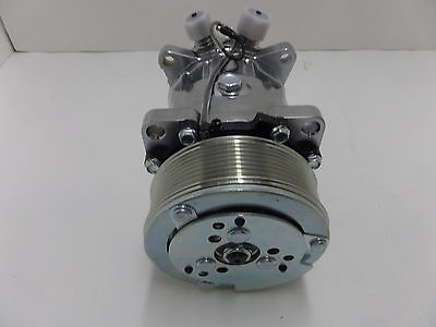 508 A/C SERPENTINE AC  AIR CONDITIONING COMPRESSOR HC-5004-C