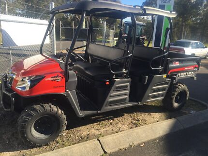 New Kioti Mechron 2240 UTV, Side by Side, Buggy, Mule