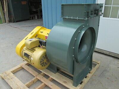 New York Industrial Blower Fan Ventilator