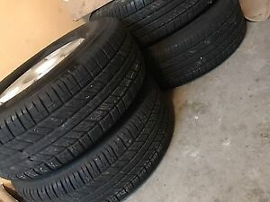 Tires and mags