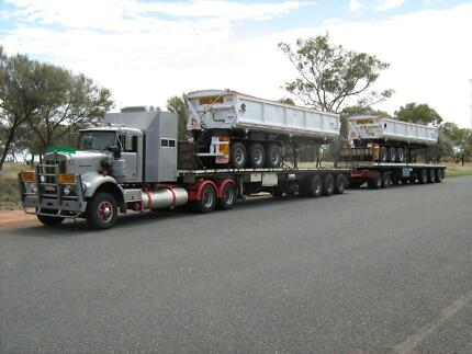 ROAD TRAIN COMBINATION Laidley Lockyer Valley Preview