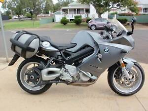 BMW F 800ST North Toowoomba Toowoomba City Preview